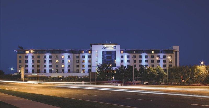 Radisson Blu Hotel, Dublin Airport Pohled zvenku