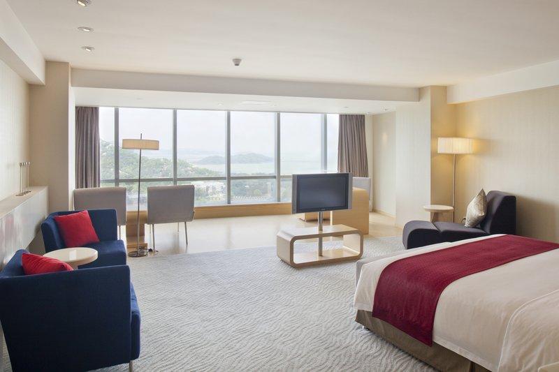 Holiday Inn Zhuhai Szobakilátás