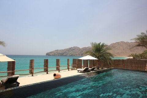Six Senses Zighy Bay - The Private Retreat Pool