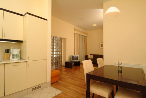 Mamaison Residence Izabella Budapest - Deluxe Grand Suite