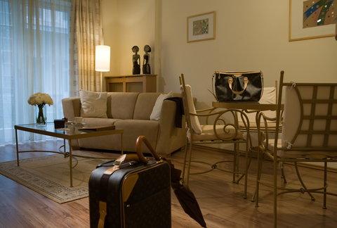 Mamaison Residence Izabella Budapest - Deluxe Suite