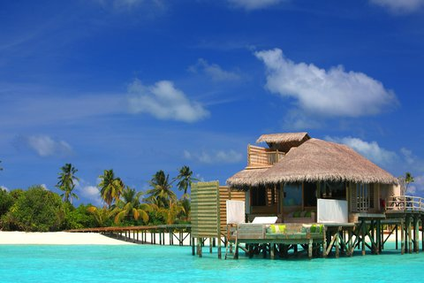 Six Senses Laamu - Lagoon Water Villa