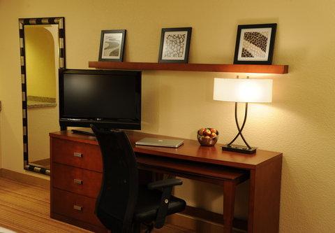 Courtyard Albany Thruway - Guest Room Work Desk