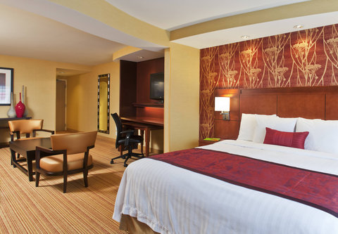 Courtyard Albany Thruway - King Suite