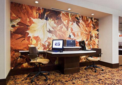 Courtyard Albany Thruway - Business Center