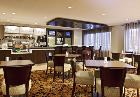 Courtyard Albany Thruway - The Bistro Dining Area