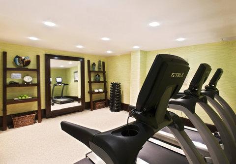 Courtyard Albany Thruway - Fitness Center