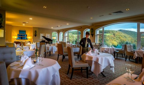 The Glenview Hotel and Leisure Club - Restaurant