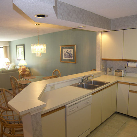 Shipyard by Wyndham Vacation Rentals - Living Area
