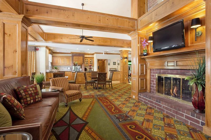 Homewood Suites by Hilton Atlanta-Galleria/Cumberland Lobby