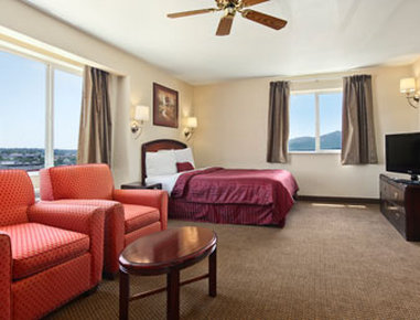 Days Inn Colorado Springs Air Force Academy - One Queen Suite