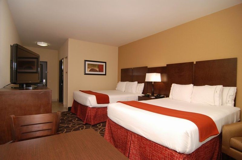 Holiday Inn Express Houston South Kameraanzicht