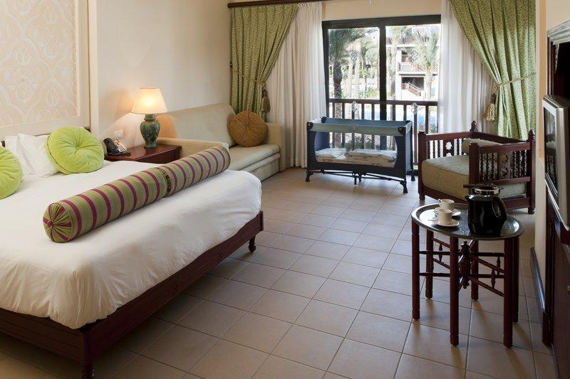 Crowne Plaza Resort Sahara Oasis Port Ghalib Resor Vista de la habitación