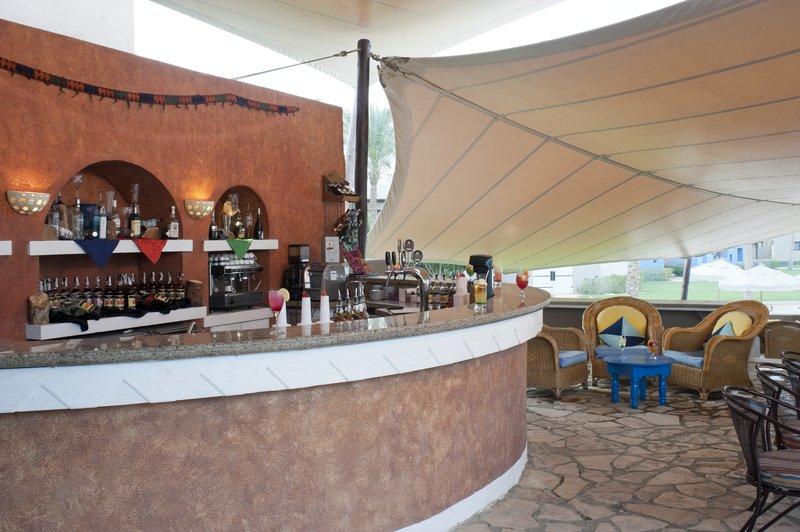Crowne Plaza Resort Sahara Oasis Port Ghalib Resor Bar/salón