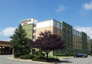 Exterior view - Courtyard by Marriott Hotel Mt Arlington