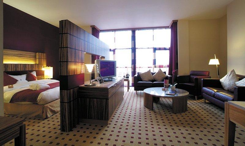 Radisson Blu Hotel Belfast Suite