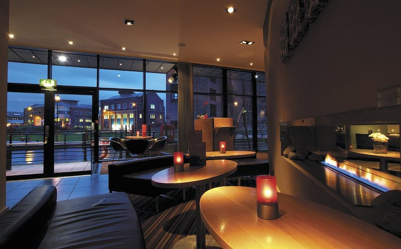 Radisson Blu Hotel Belfast Bar/Lounge