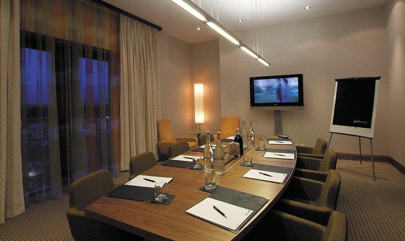 Radisson Blu Hotel Belfast Sala de conferências