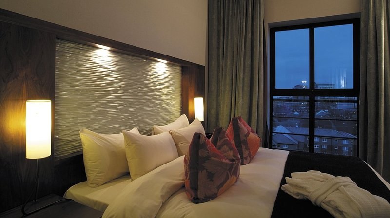 Radisson Blu Hotel Belfast Vista do quarto