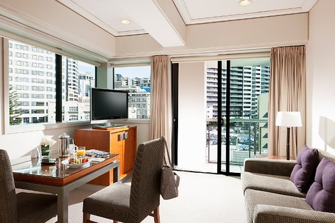 The Sebel Suites Auckland - Bedroom City View Suite