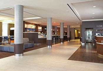 Courtyard by Marriott/LAX - Lobby