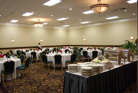 Park Inn by Radisson Dallas-Love Field, TX - Banquet Room