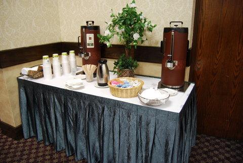 Park Inn by Radisson Dallas-Love Field, TX - Meeting Room Coffee Break