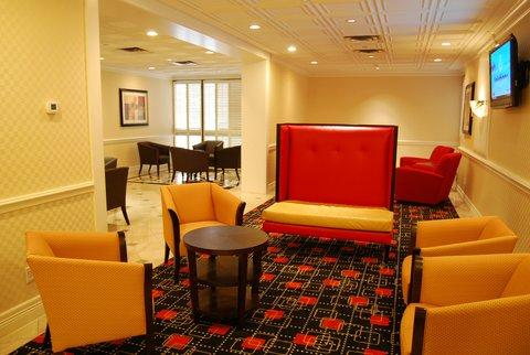 Park Inn by Radisson Dallas-Love Field, TX - Lobby