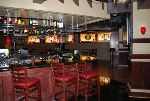 Park Inn by Radisson Dallas-Love Field, TX - Bar Lounge