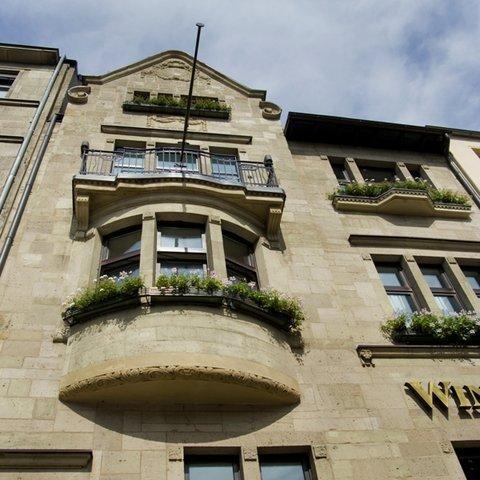 温莎酒店 - Exterior