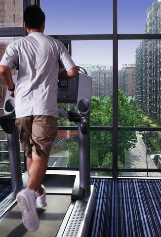 北京紫金丽亭酒店 - Fitness Room