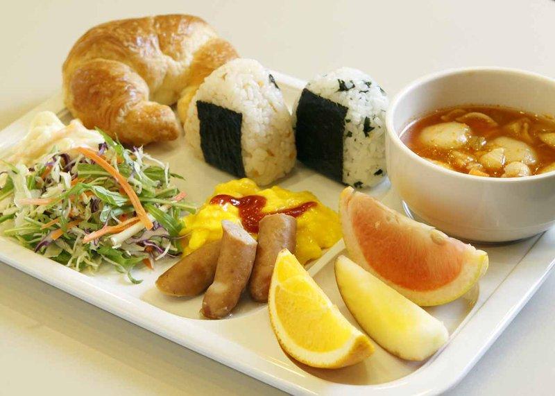 Comfort Hotel Tokyo Kiyosumi Shirakawa Gastronomie