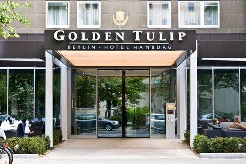 Golden Tulip Berlin Hotel Hamburg - GT  043555 Exterior