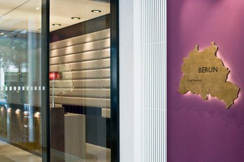 Golden Tulip Berlin Hotel Hamburg - GT  043555 Reception