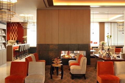 Golden Tulip Berlin Hotel Hamburg - GT  043555 Lounge