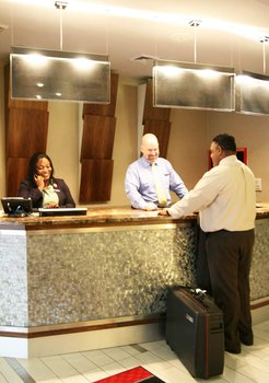 Hampton Inn Manhattan-Herald Square - Lobby