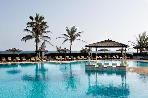 Le Meridien Le President Hotel - Pool
