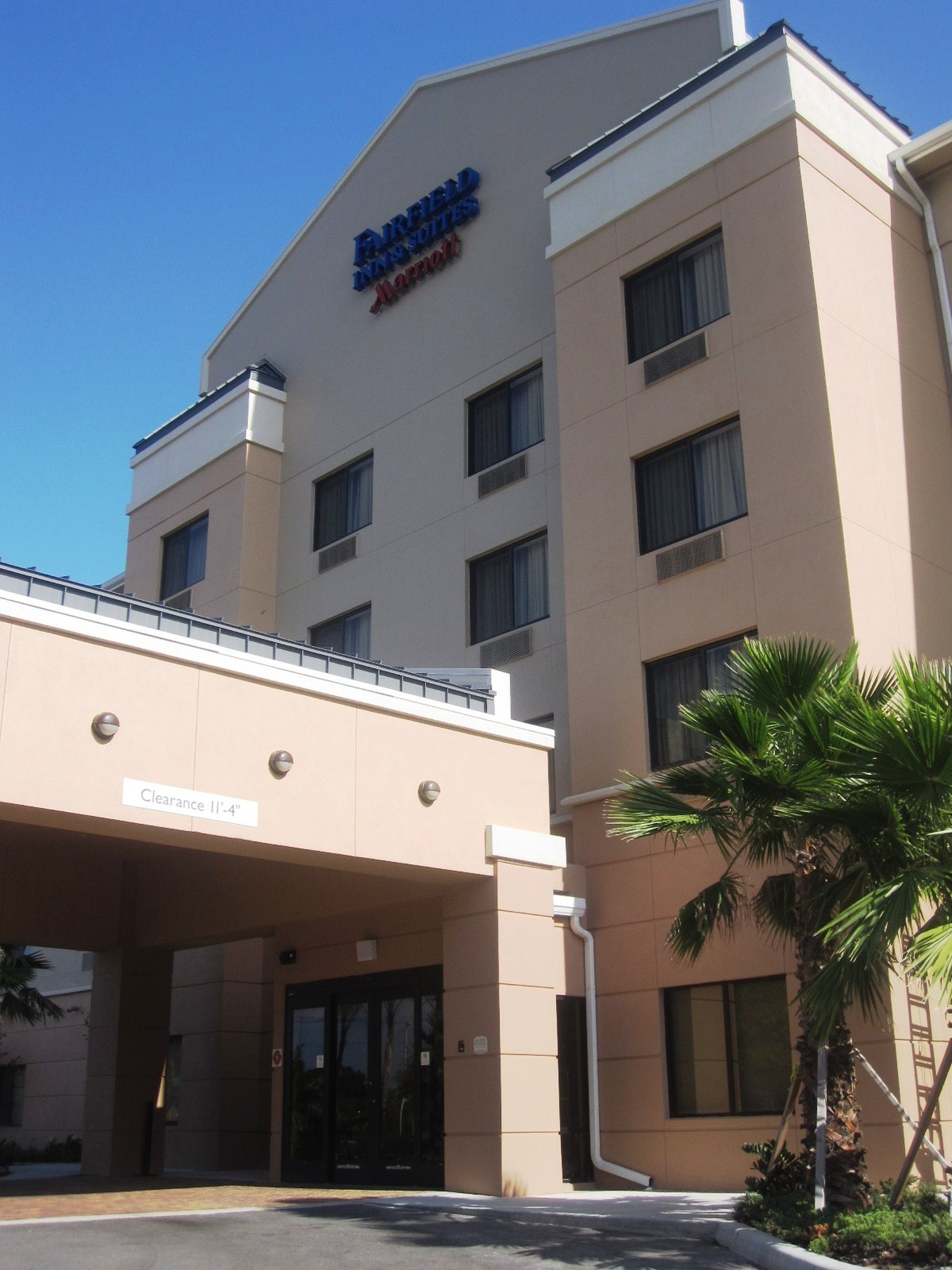 Fairfield Inn/Suites Holiday Tarpon Spr