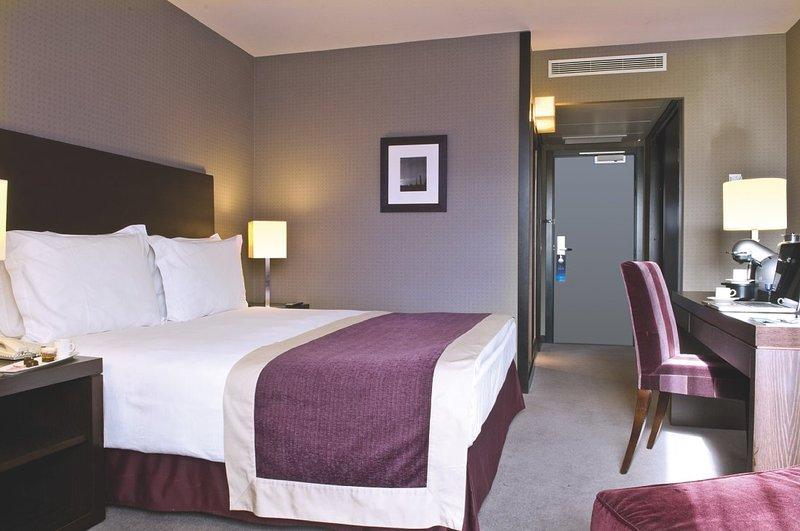 Radisson Blu Hotel Paris-Boulogne Huonenäkymä