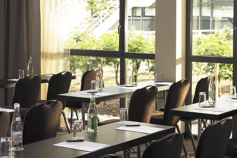 Radisson Blu Hotel Paris-Boulogne Tagungsraum