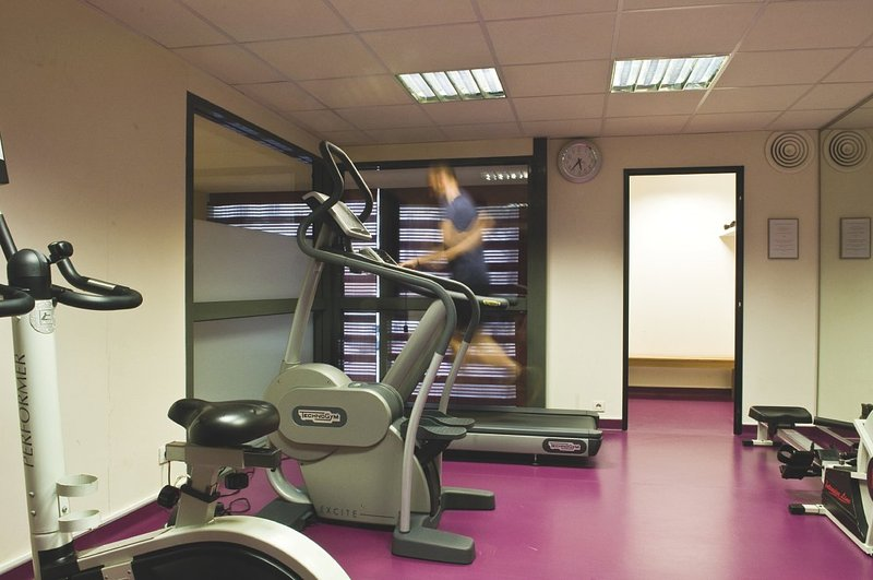 Radisson Blu Hotel Paris-Boulogne Fitness Club