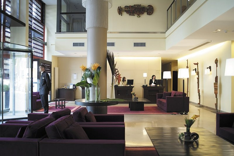 Radisson Blu Hotel Paris-Boulogne Aula