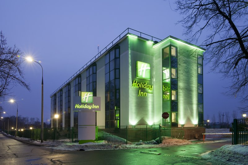Holiday Inn  Moscow-Vinogradovo 外観