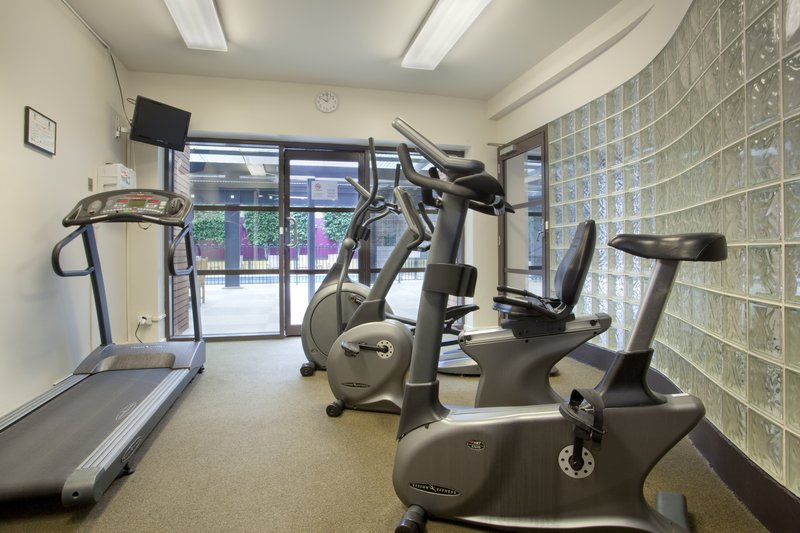 Holiday Inn Melbourne On Flinders Clube de fitness