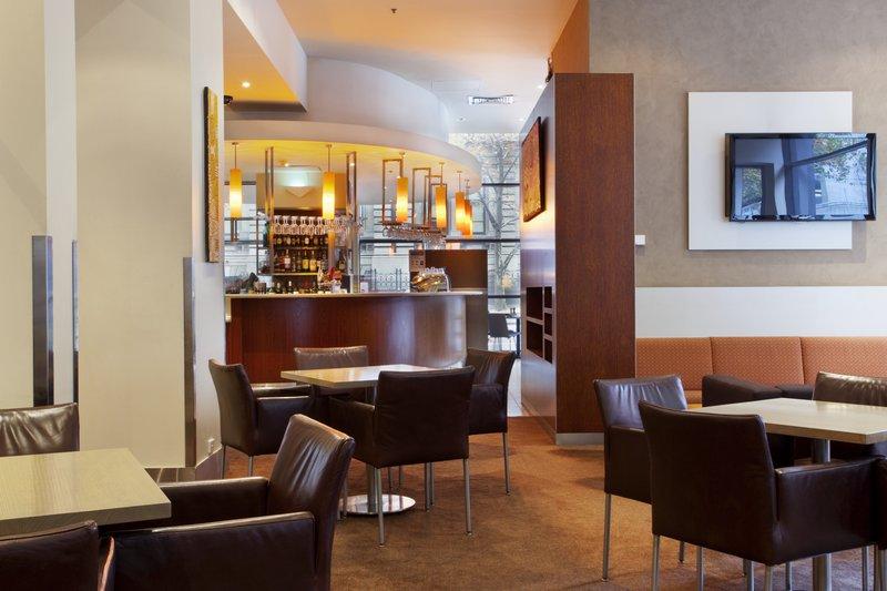 Holiday Inn ON FLINDERS MELBOURNE Bar/Lounge