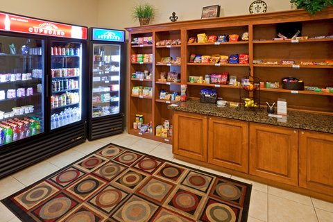 Candlewood Suites LONGVIEW - Candlewood Cupboard
