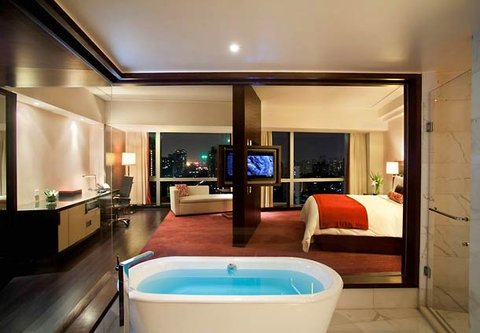 Renaissance Beijing Capital Hotel - Club Studio Suite