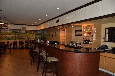 BEST WESTERN PLUS Hill House - Hotel Bar