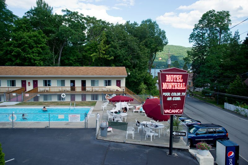 Motel Montreal - Lake George, NY