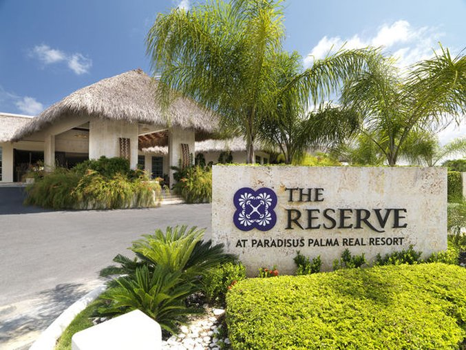 The Reserve at Paradisus Palma Set udefra